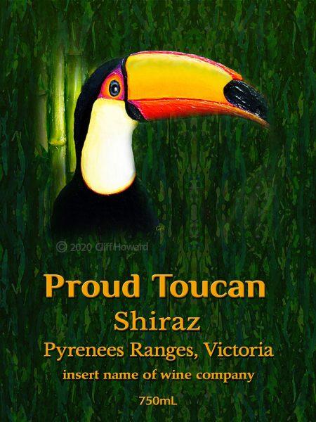 Proud Toucan