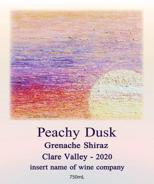 Peachy Dusk