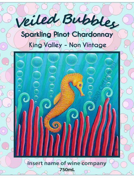Veiled Seahorse