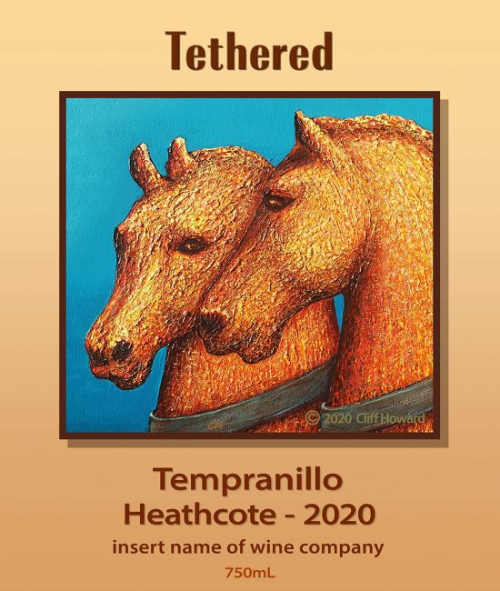 Tethered Horses