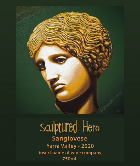 Sculptured Hero